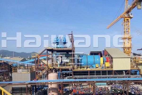 Proyecto de la mina de cobre de Pasar