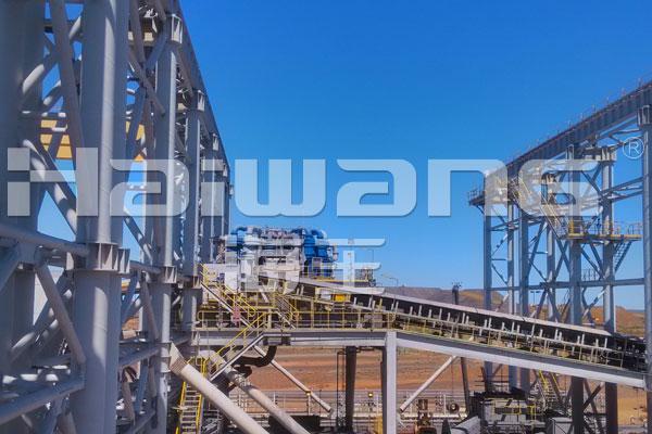 Proyecto de mina de hierro de SINO